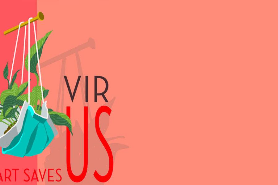 VIRUS – L'Arte che ci salva